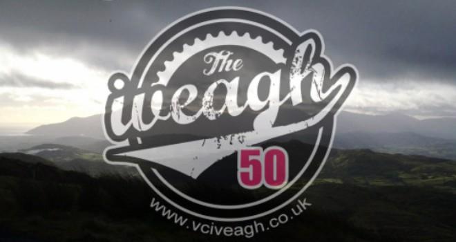 The Iveagh 50 logo 3